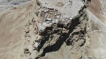 Masada Refuge Flyover