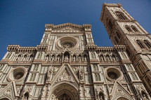 A cathedral in Italy