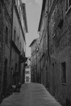 narrow streets in Italy during the day