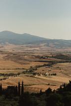 farmland in Italy
