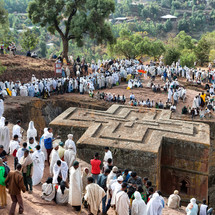pilgrimage in Ethiopia