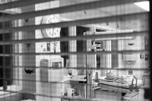 newborn in a hospital