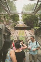 Paris Funicular