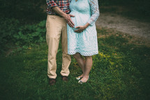 expecting couple