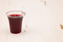 communion wine cup