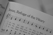 Jesus, Refuge of the Weary