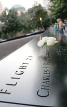 NYC 9/11 memorial
