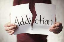 battling addiction