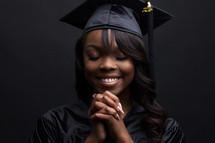a graduate in prayer