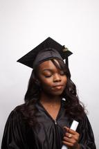 graduate in prayer