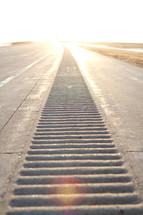 road rumble strips
