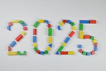 year 2025