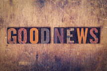 words good news