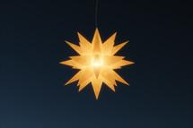 Moravian Christmas star
