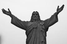 Statue of Jesus Christ, Dushu Lake Three Self Church