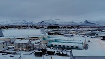 town in Iceland