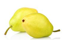 Pair of pears.