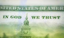 In God we Trust on money