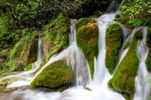 waterfalls in France