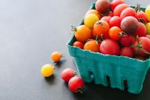 Pint of Cherry tomatoes