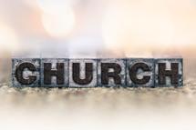 word church