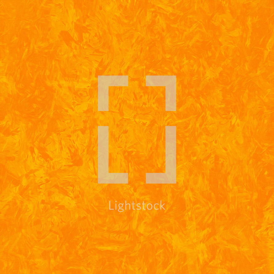 orange and yellow abstract background