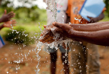 washing hands, cleaning, hands, washing, pipe, clean water, water, flowing, cleansing