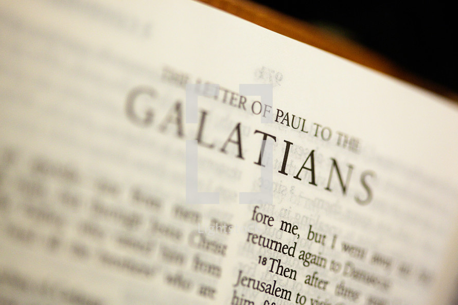 Letter of Paul to Galatians