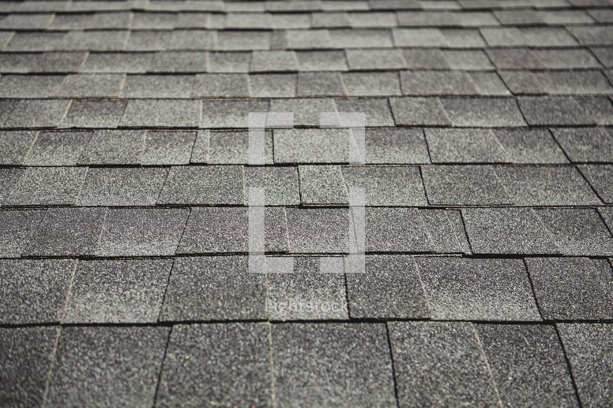 Roof slats