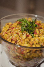 A yummy bowl of corn dip