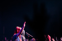 youth worship service