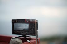camera timing