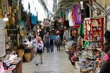 Jerusalem street market