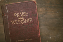 Praise and Worship hymnal