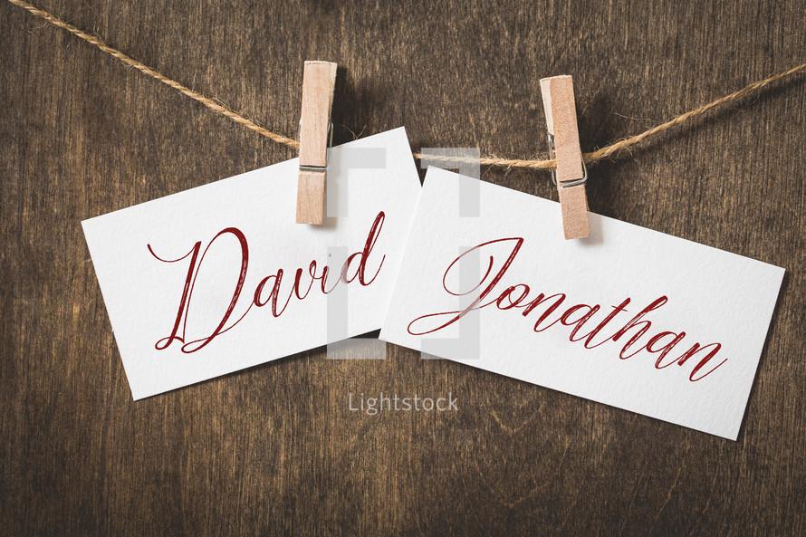 David Jonathan