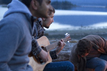 songs around a bonfire