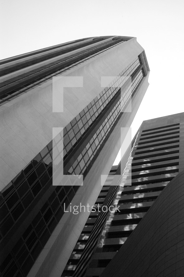 sky scrapers in Singapore
