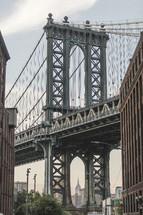 Bridge in NYC