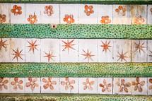 patterned tiles in Switzerland