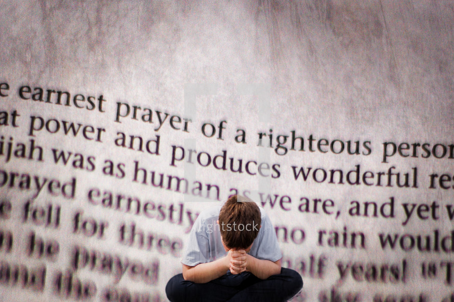 prayer of a righteous person