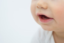 baby's mouth