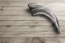 The Shofar is a Hollowed Ram's Horn Used to Call People to Repentance