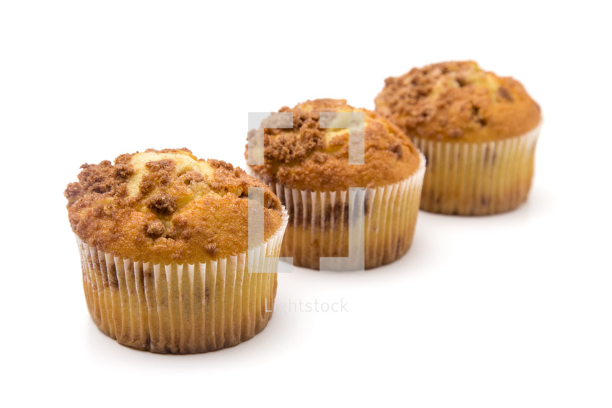 brown Sugar and Cinnamon Muffins