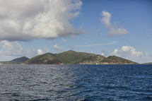 mountainous islands