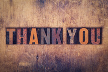 words thank you
