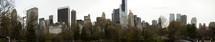 panoramic New York City skyline