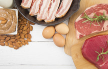 Various Foods that are HIgh in Protein