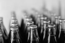 caps on bottles