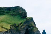 green mountain peaks