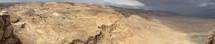 Panoramic view from Masada